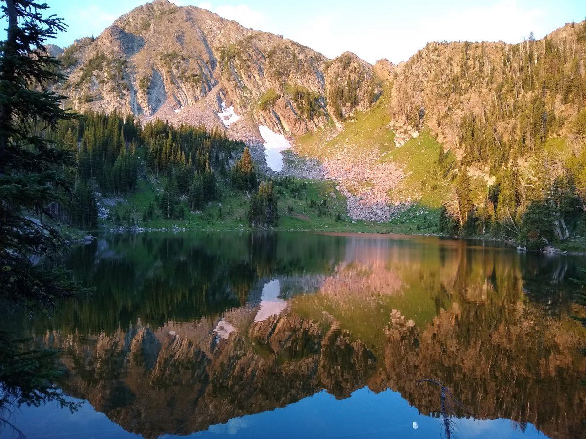 Blacktail Lake