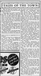 "Obituary for William ""Wild Bill"" Kurtzer"