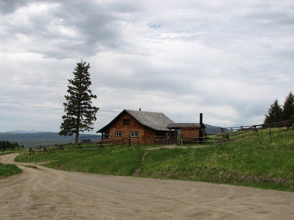 Photo of the Porcupine Cabin